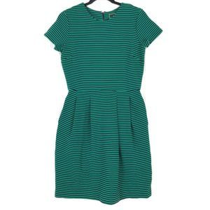 C Wonder striped short sleeve dress A0152